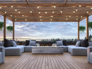 An Exclusive Tesla Share Debuts at NoMa's Most Highly Anticipated Condominium