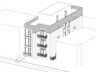 From One House to Eight Units on Rhode Island Avenue