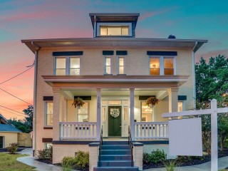 The Near Doubling of DC Home Prices in 10 Years