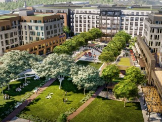 The Next 144 Townhouses and Condos Proposed at Walter Reed