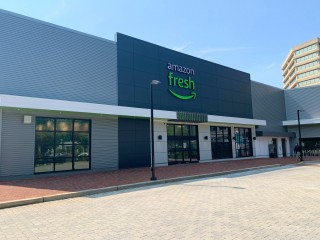 Amazon Fresh Makes It Official in Friendship Heights, Opens Its Doors in Logan Circle