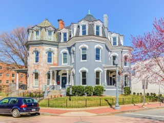 LeDroit Park, The DC Neighborhood Where Home Prices Are Up 50%