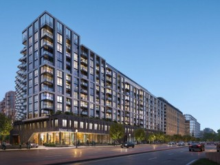 A 520-Unit Development Proposed at South Capitol Street and I-695