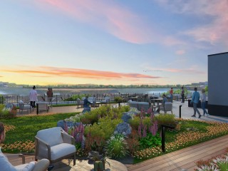 A First Look at 801 North, 54 Luxury Condos Coming to Old Town