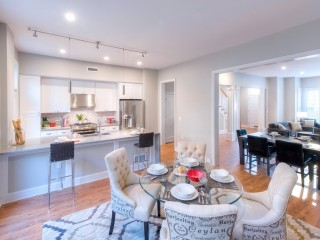 Two Expansive Luxury Townhomes For Rent at Amenity-Rich Cathedral Commons