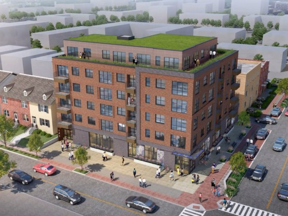 35 Affordable Senior Units Proposed for Phi Beta Sigma Headquarters on Kennedy Street