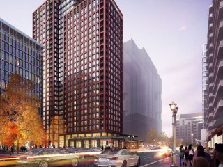 From 645 to 1,440 Units: Plans Go from Office to Residential for Crystal City Site