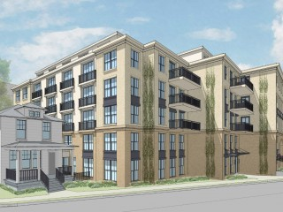 Plans Filed for 66-Unit Affordable Development in Takoma