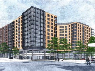 530 Apartments Proposed for Former USDA Office Site at the Wharf