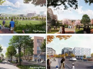 3,000 Units and 20 Acres of Open Space: The Development Plans at the Armed Forces Retirement Home