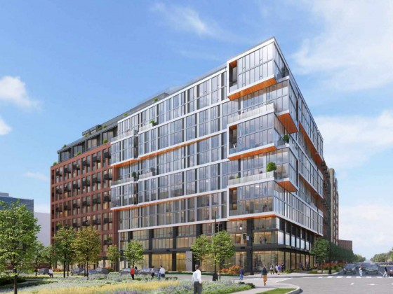 The 2,300 Units Planned Around Dave Thomas Circle