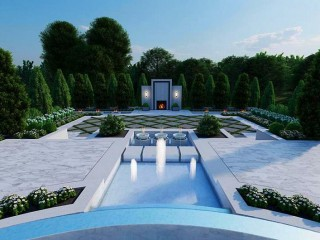 A 3,300 Square Foot Suite, A 250-Inch Outdoor TV: The Details of a $22 Million McLean Mansion