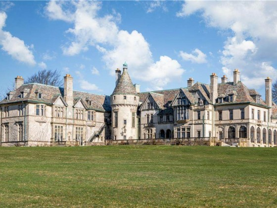 The Dupont Circle Mansion That Left DC For Rhode Island