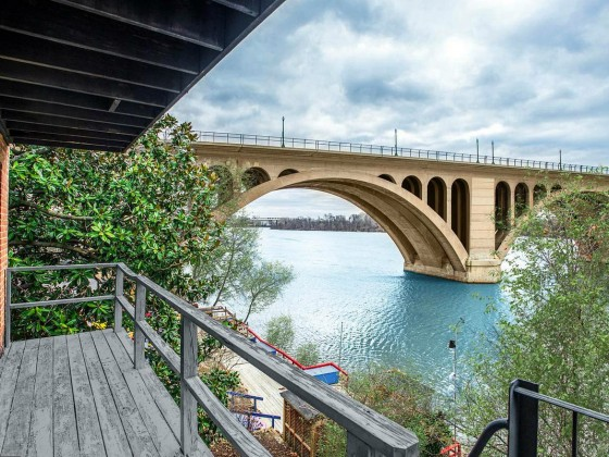 A New Residential Project in Georgetown Would Sit Right on the River's Edge