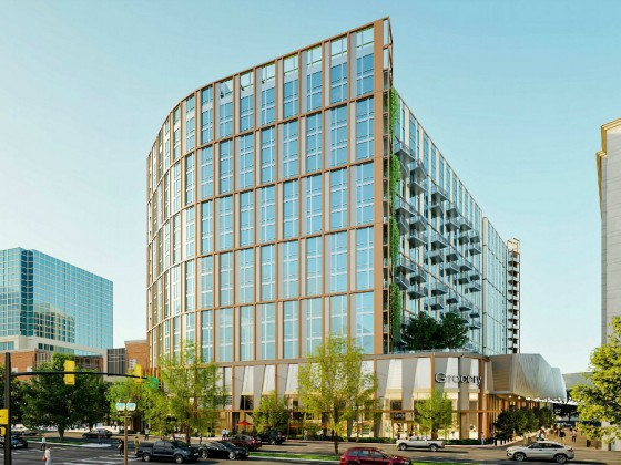 From Macy's to the YMCA: The Next 880 Units Under Construction in Ballston