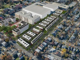 A Few Tweaks to the 144 Townhouses Proposed for The Parks at Walter Reed
