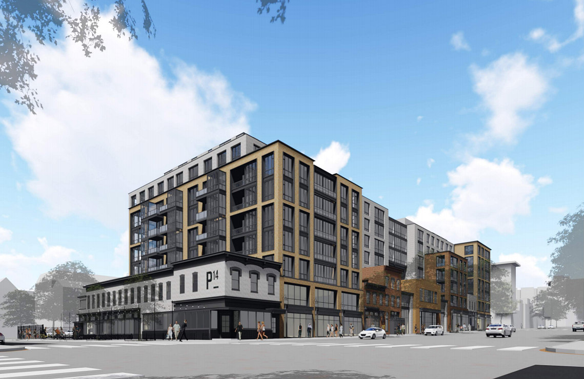 A First Look at the Large-Scale Residential Plans for Martha's Table Former 14th Street Headquarters: Figure 2