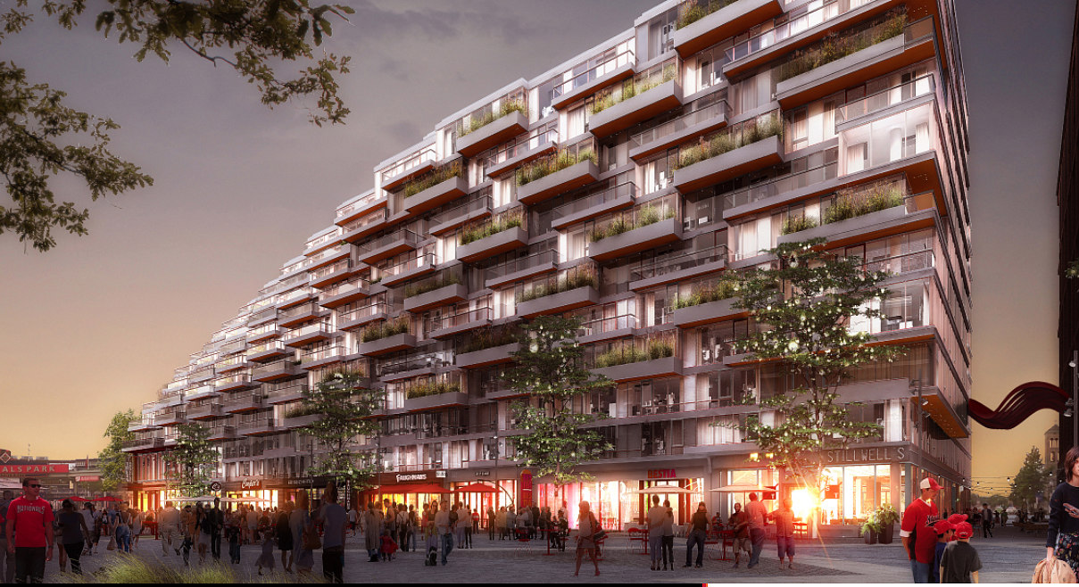 The 3 120 Units Slated For South Capitol Street