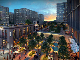 365 Units for JBG's Crystal City Office-to-Residential Conversion