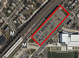 Metro Approves Plan to Replace Deanwood Metro Parking Lot with Mixed-Use Development