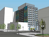 A Mini Hotel District is On the Boards for Mount Vernon Triangle