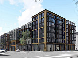 A First Look at the Large-Scale Residential Plans for Martha's Table Former 14th Street Headquarters