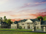 $16 Million Unfinished McLean Mansion Sells at $4 Million Discount