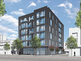 30 Apartments Atop Arts Space: The Plans for a U Street Parking Lot