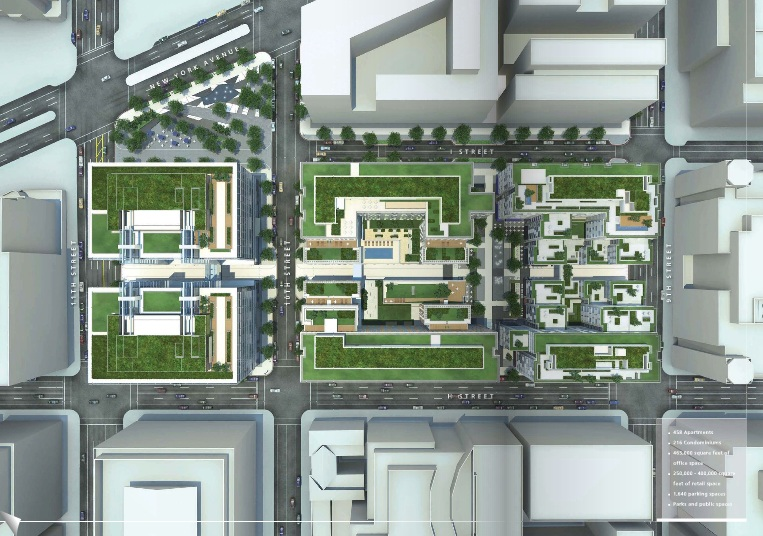 Citycenterdc Rental