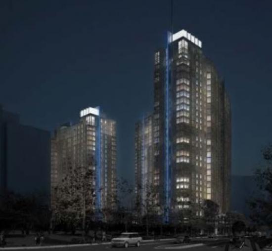 Hoffman Towers - Block 11, 12