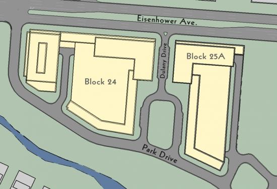 Hoffman Town Center - Block 24, 25A