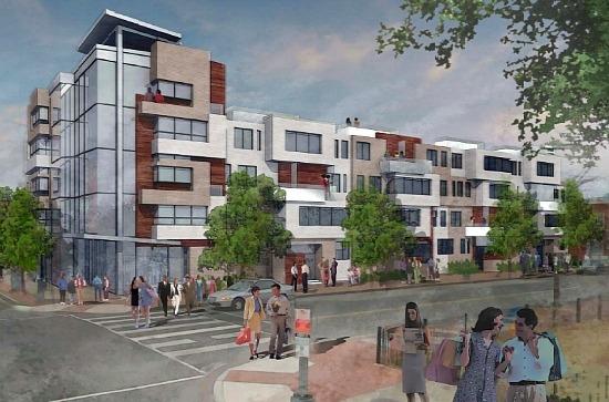 P Street Residences: Figure 1