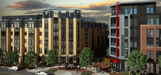 The Alric at The Exchange (Potomac Yard)