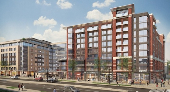 Congress Heights Metro Development