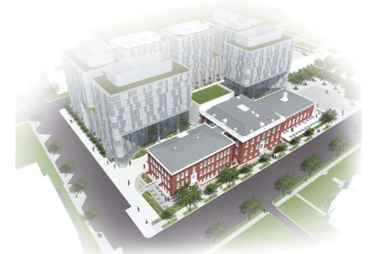 Randall School Redevelopment