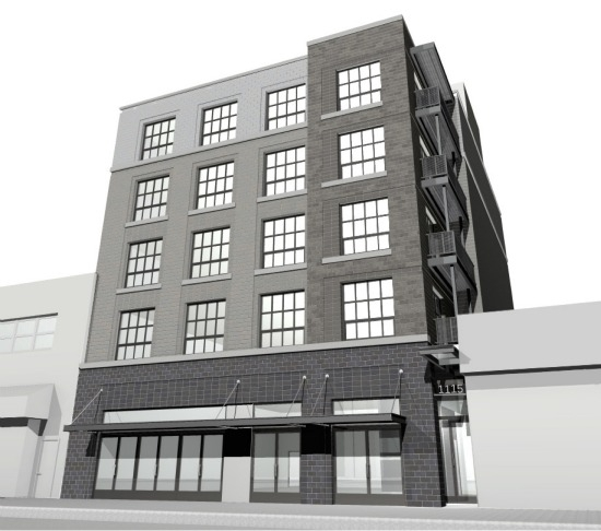 1115 H Street: Figure 1