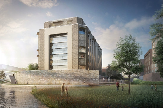 Georgetown West Heating Plant Redevelopment