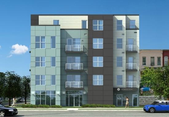 Kingston Condominium
