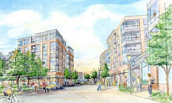 Brookland/CUA Metro Development