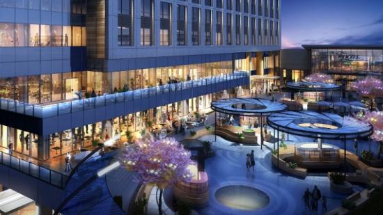 Hyatt Regency Tysons Corner Center