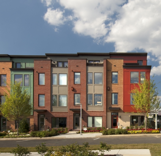 Townhomes at Mosaic District: Figure 1