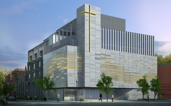 St. Thomas' Parish Episcopal Church Redevelopment