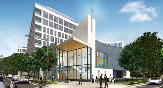 Riverside Baptist Redevelopment