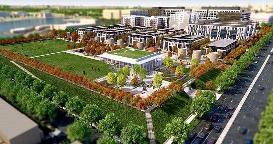 McMillan Redevelopment
