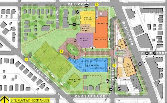 Georgetown Day School Redevelopment