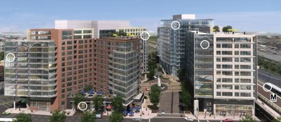 Elevation at Washington Gateway: Figure 1