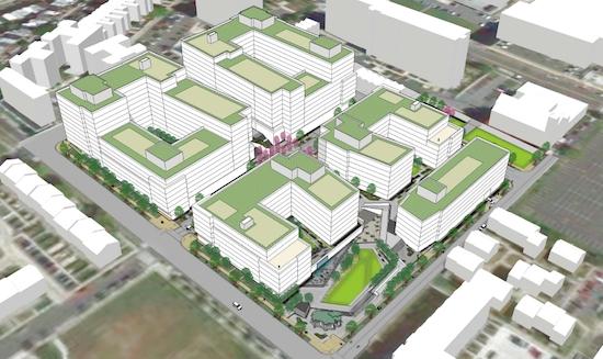 Sursum Corda Site Redevelopment