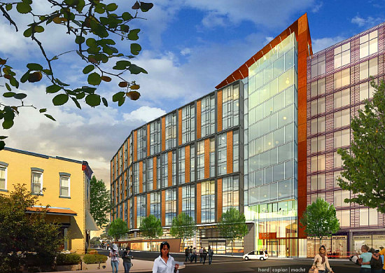 Avenue Affordable Housing Whole Foods Foggy Bottom