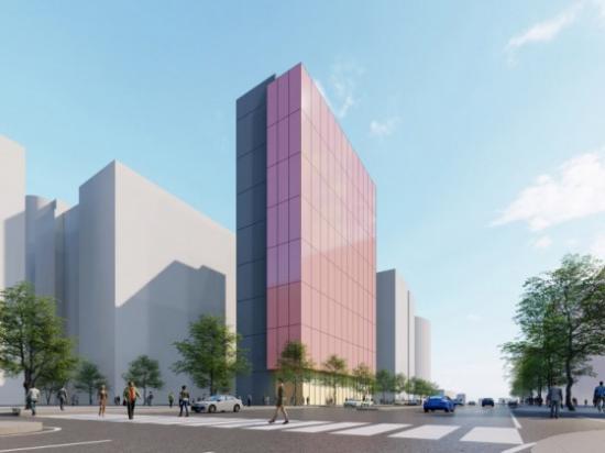 Ballston Office Redevelopment: Figure 1