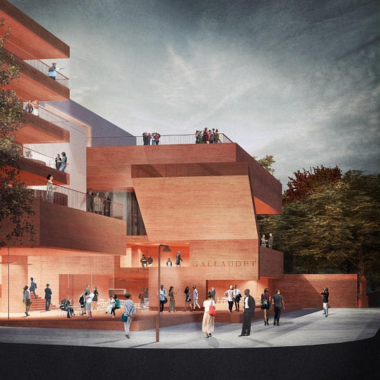 Gallaudet University Parcel Redevelopment
